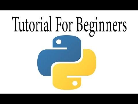 Python Beginner Tutorial 1 For Absolute Beginners - (Setting