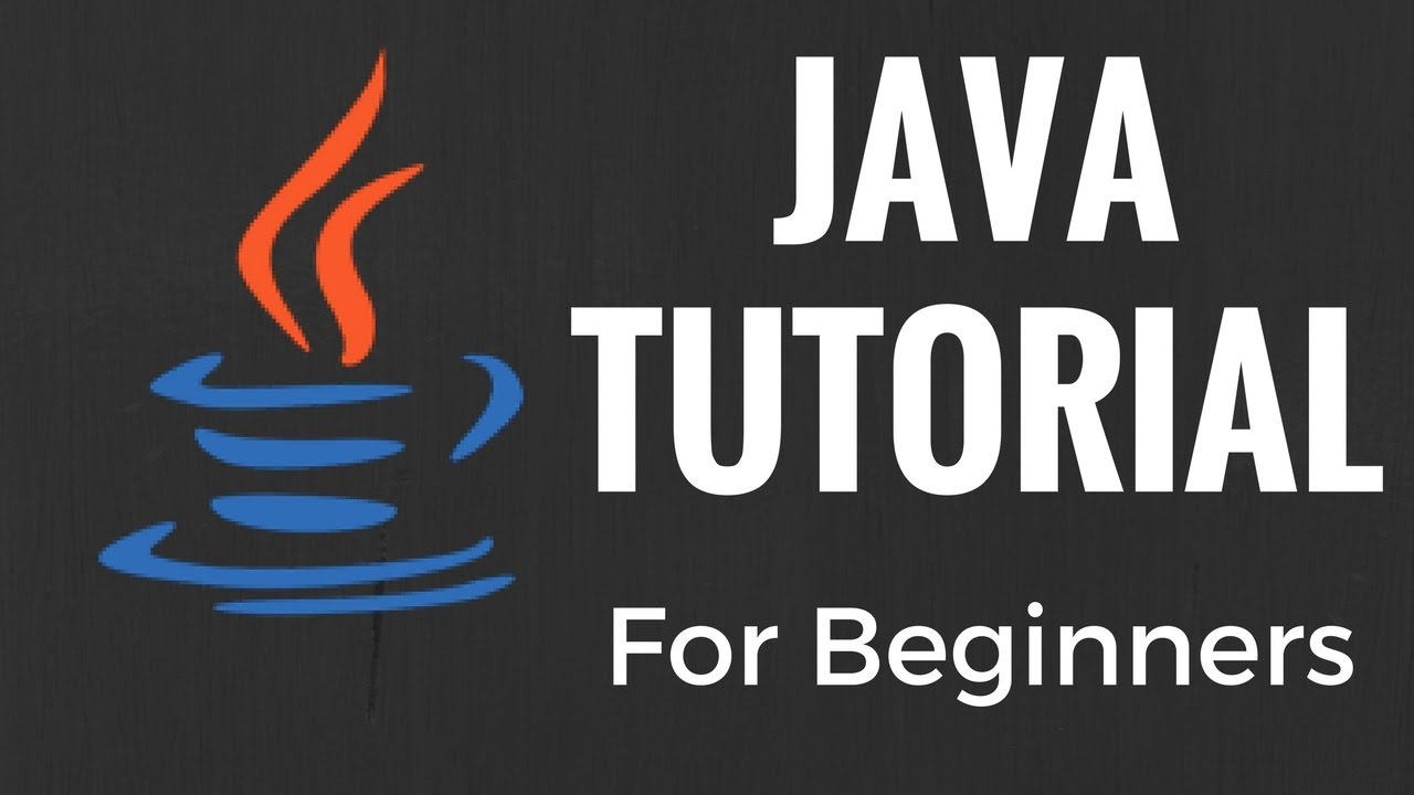 Java Programming Tutorial for Beginners - All Free Video