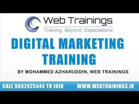 free digital marketing course pdf