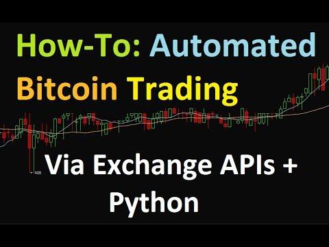 How to do Automated Bitcoin Algo Trading via BTC-e Trade API