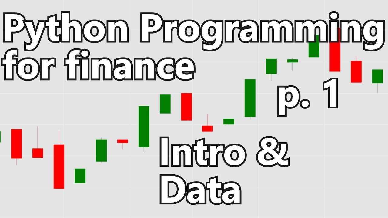 Python forex data