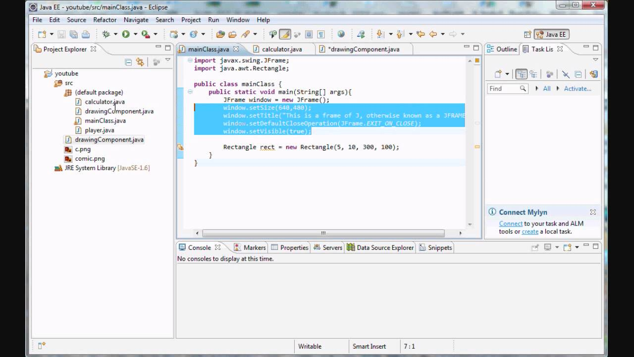 Java Programming 22 More Graphics In Java All Free
