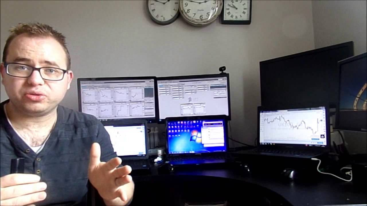 Learn Forex Trading from a PROFESSIONAL FOREX TRADER