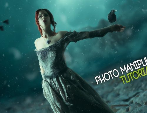 Photoshop Manipulation Tutorial: Solitude
