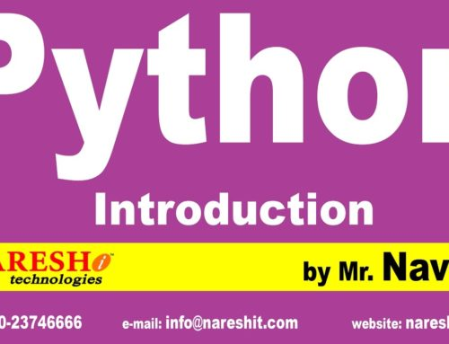 Python Introduction | Python Tutorial Videos | Mr.Navin