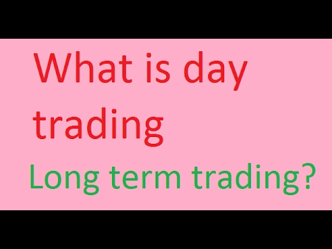 What is day trading in cryptocurrency