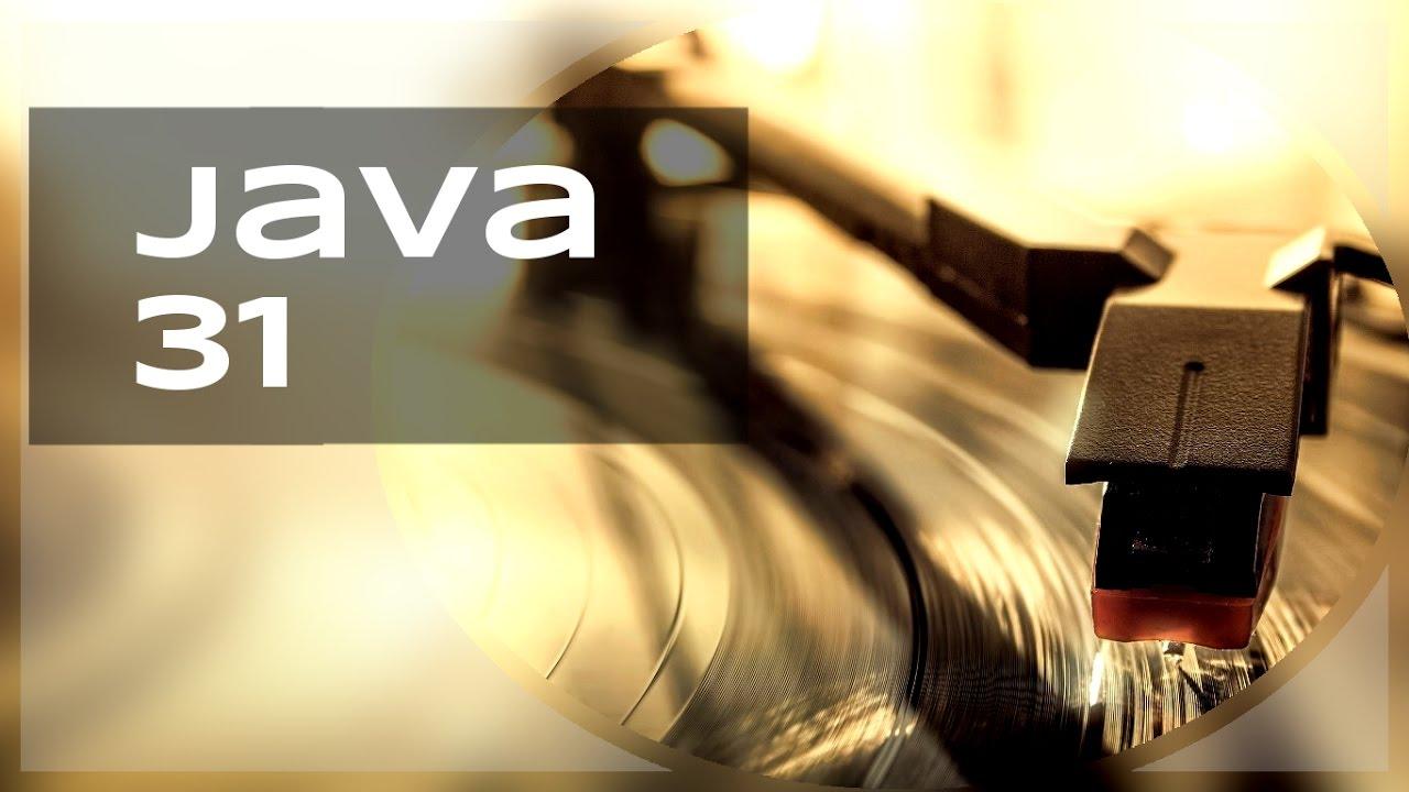 31 – Classes ( set & get methods ) | Java Tutorials
