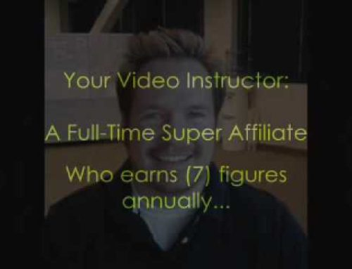 Make Money with Affiliate Marketing  16 Video Tutorials