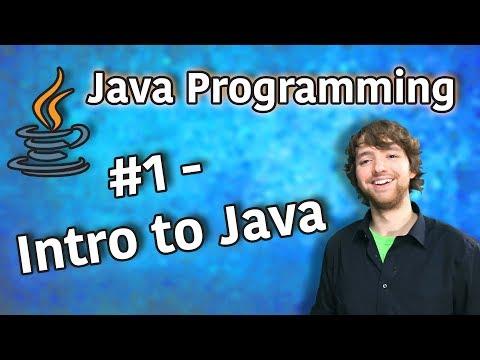 Java Programming Tutorial 1 – Introduction to Java