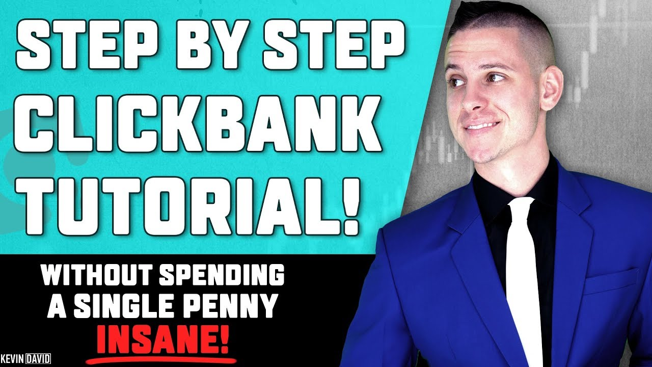 Clickbank for Beginners – How to Make Affiliate Money on Clickbank for FREE (Step by Step!)