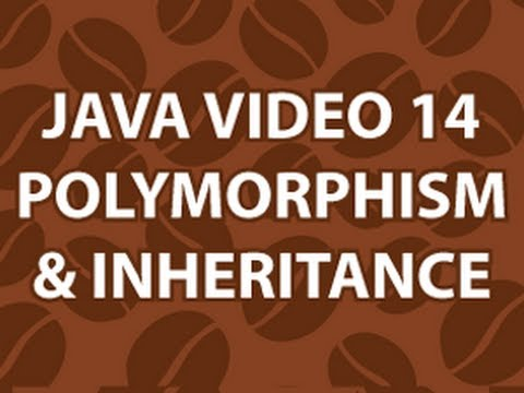 Java Video Tutorial 14