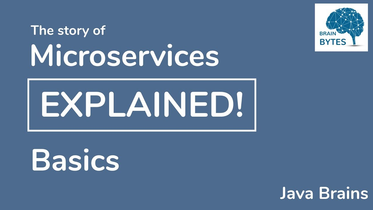 What are microservices really all about? – Microservices Basics Tutorial