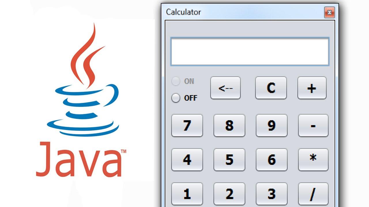Java Calculator App Development Tutorial 1 |  Swing | GUI