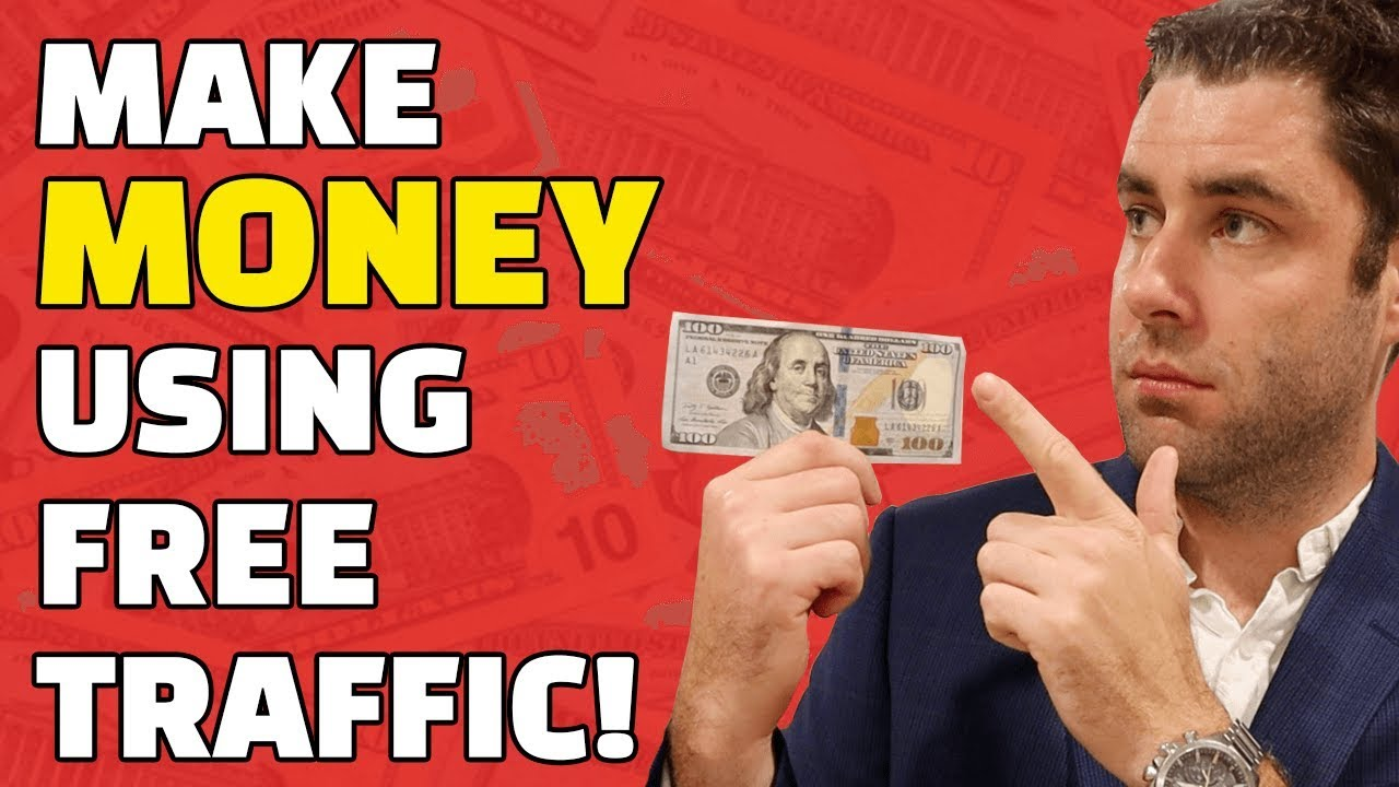 How to Make Money Online With Affiliate Marketing! (FREE Traffic Tutorial)