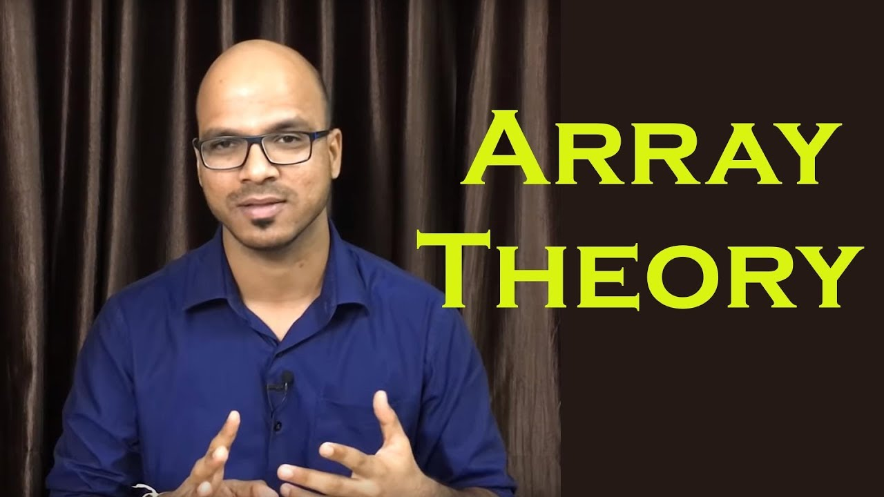 Java Tutorial | Array Theory