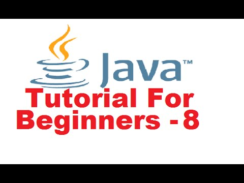 Java Tutorial For Beginners 8 –  IF … ELSE Statements and Relational Operators