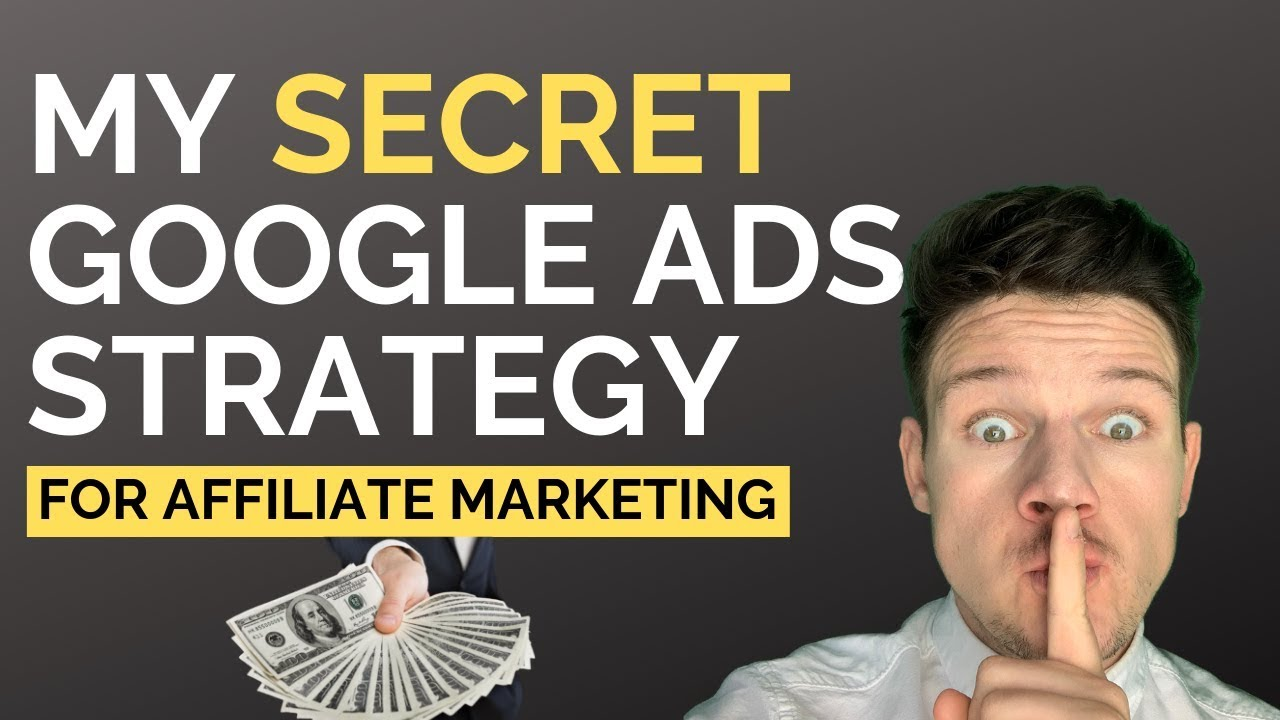 Make Crazy Profits With THIS Google Ads and Affiliate Marketing Strategy! (Step By Step Tutorial)