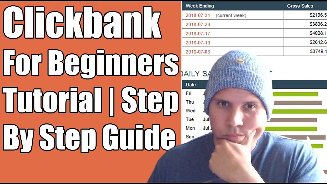 Clickbank for Beginners tutorial | How To Do Clickbank Affiliate Marketing Tutorial
