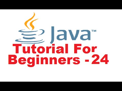 Java Tutorial For Beginners 24 – The final keyword in Java