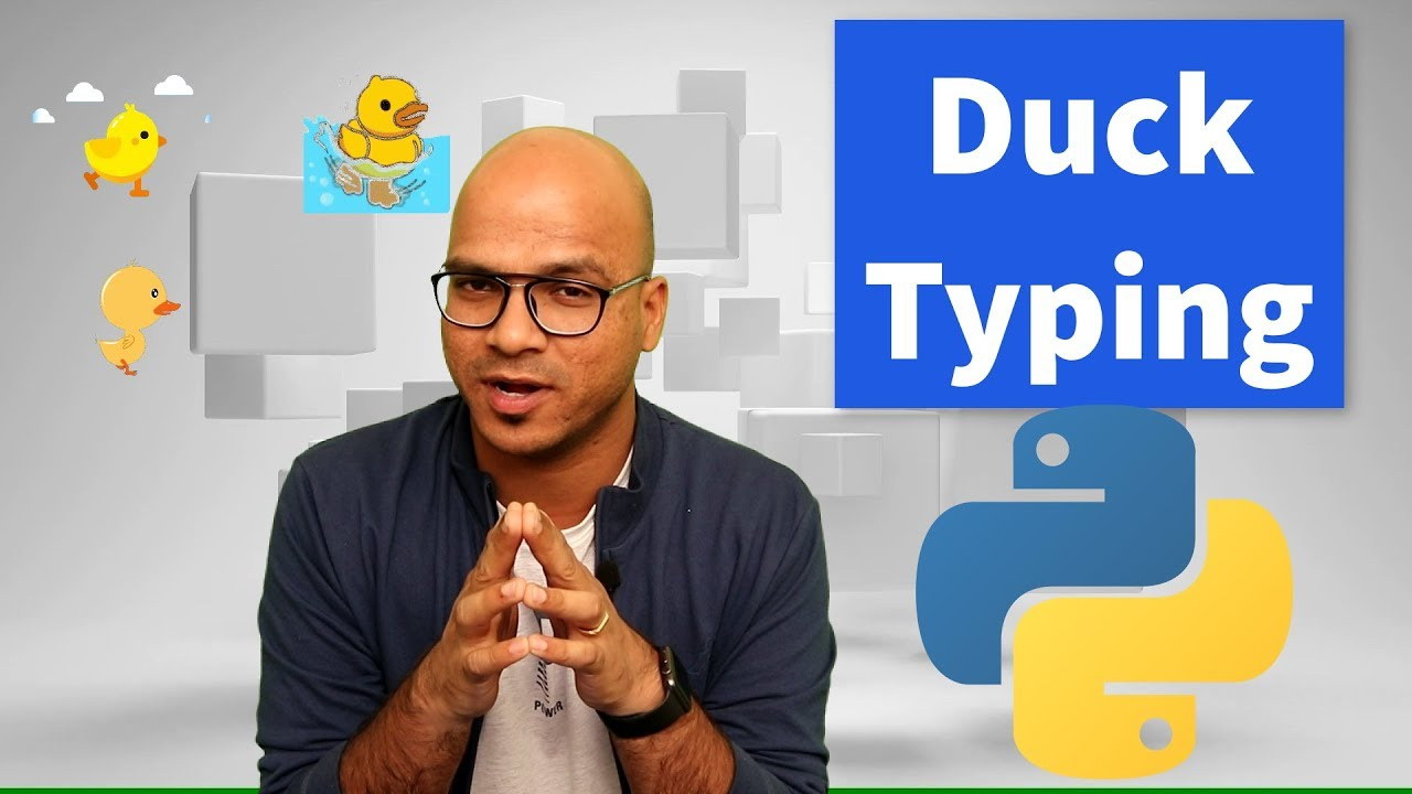 #58 Python Tutorial for Beginners | Duck Typing