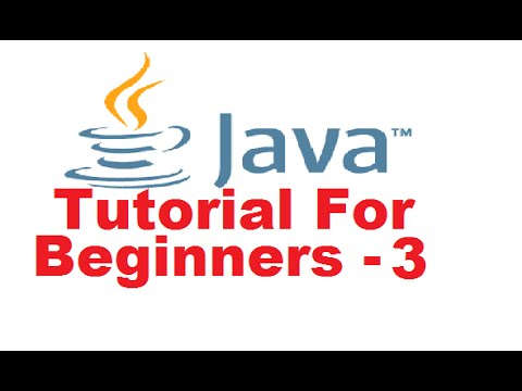 Java Tutorial For Beginners 3 – Creating First Java Project in Eclipse IDE