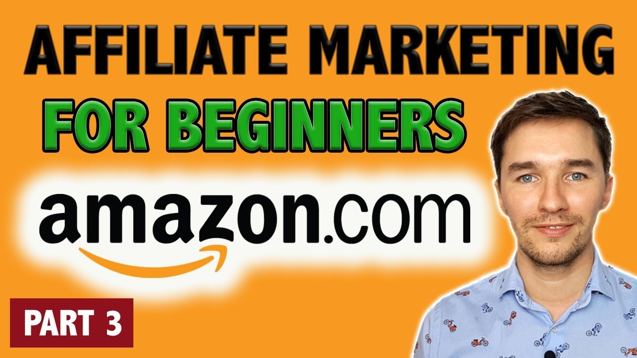 Amazon Affiliate Marketing Tutorial for Beginners [PART 3 – Building a Website with Wix] – EASY!!