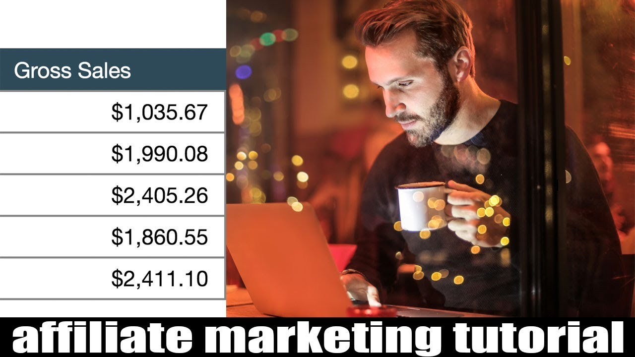 Affiliate Marketing For Beginners – Step By Step Tutorial