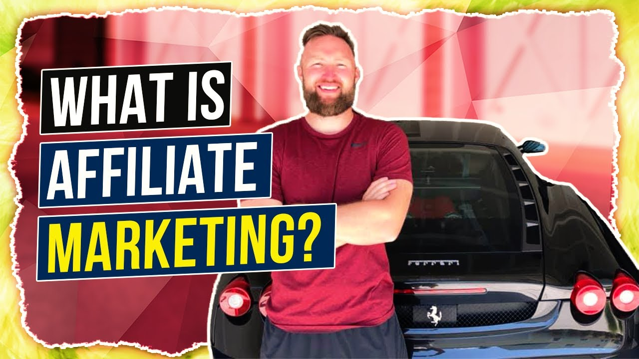 WHAT is Affiliate Marketing and HOW Does it Work? COMPLETE Tutorial For Beginners!