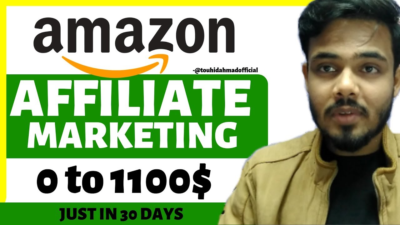AMAZON AFFILIATE MARKETING for Beginners in 2019 (Tutorial) – Make $100 A Day | FREE Course 3 steps