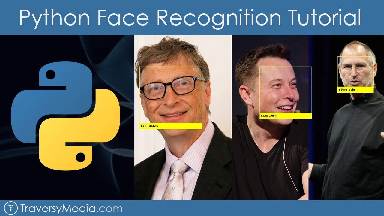 Python Face Recognition Tutorial