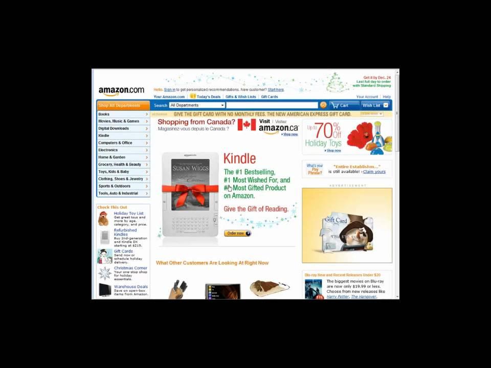 Amazon affiliate marketing tutorial part 1