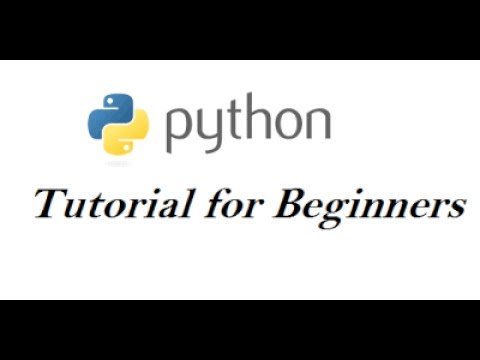 Python Programming Tutorial #1 – Variables and Data Types