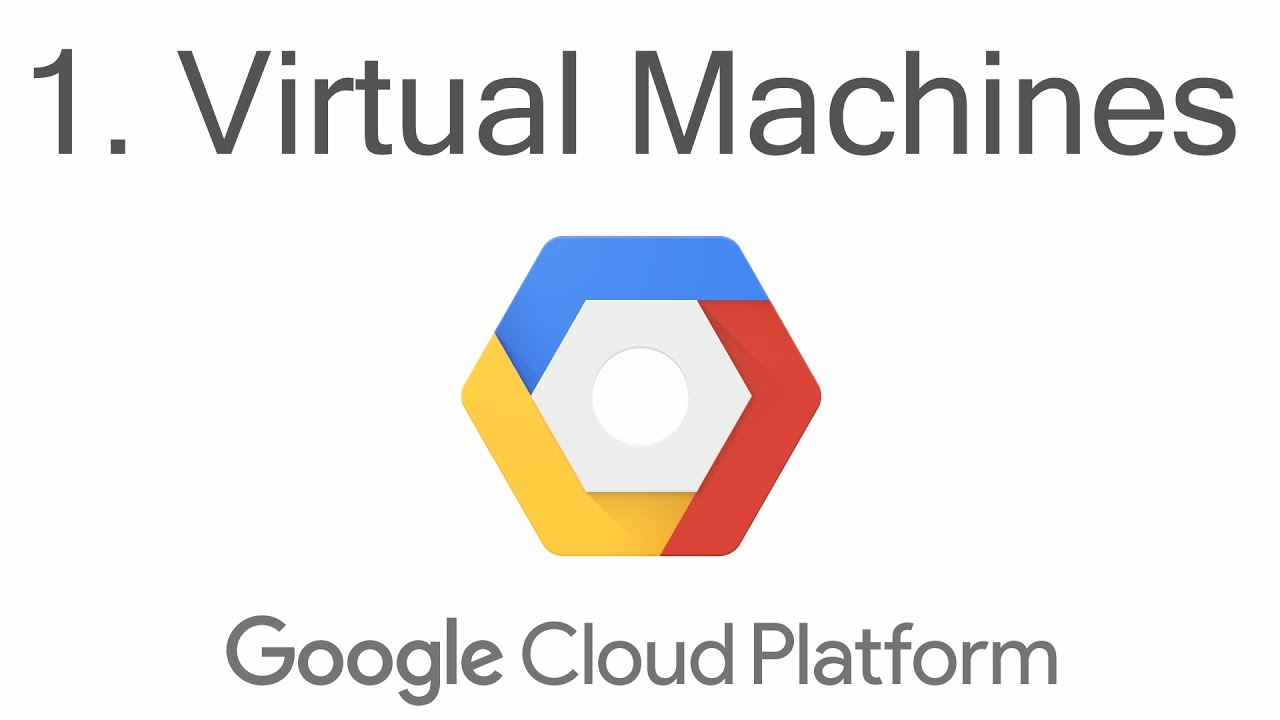 Intro and creating a virtual machine – Google Cloud Python Tutorials p.1