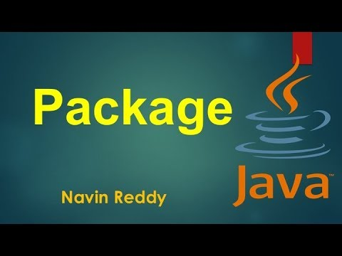 #8.1 Java Tutorial | Package
