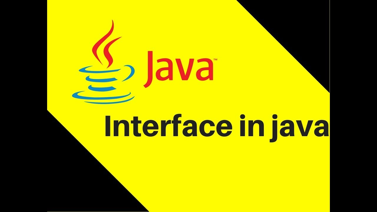 8.21 Interface in Java Tutorial with Example
