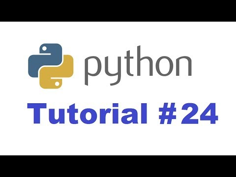 Python Tutorial for Beginners 24 – Classes and Objects in Python (OOP)