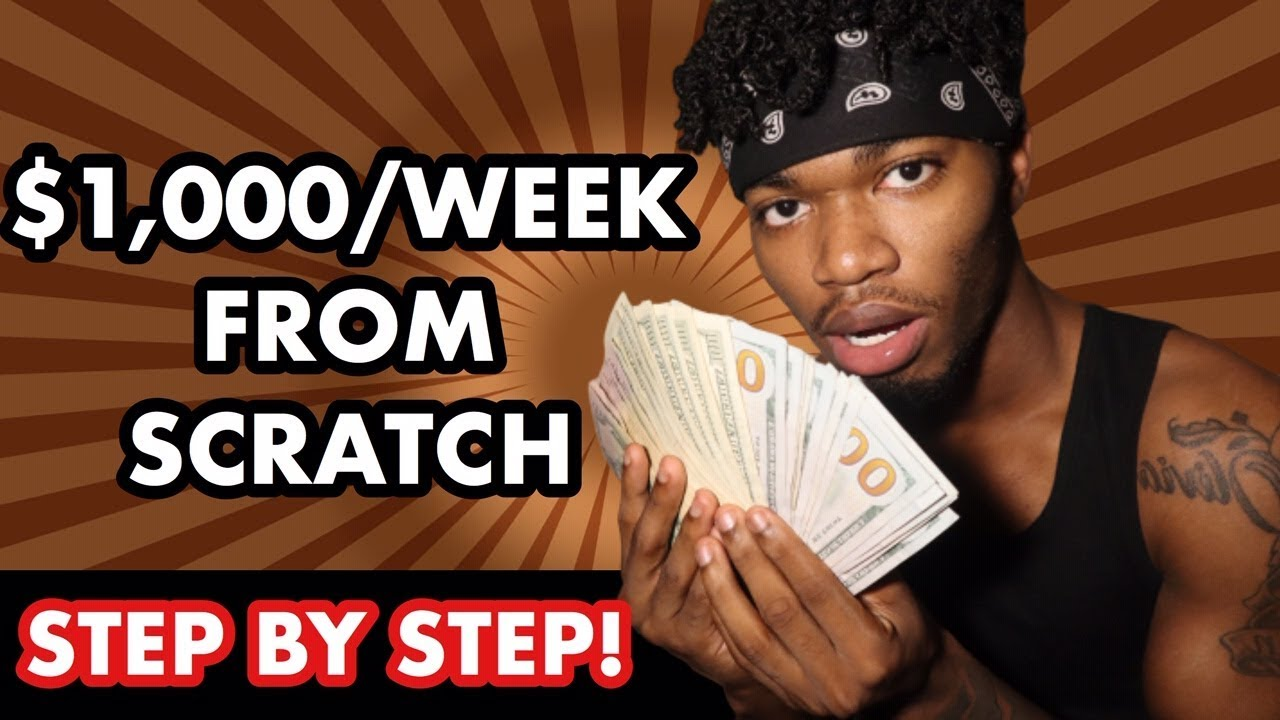How To Make $1,000 A WEEK With Affiliate Marketing WIth ZERO MONEY To Start! (2020)