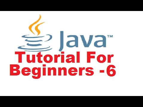 Java Tutorial For Beginners 6 – Math and Arithmetic Operators in Java