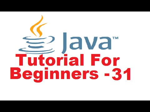 Java Tutorial For Beginners 31 – Arraylist in Java