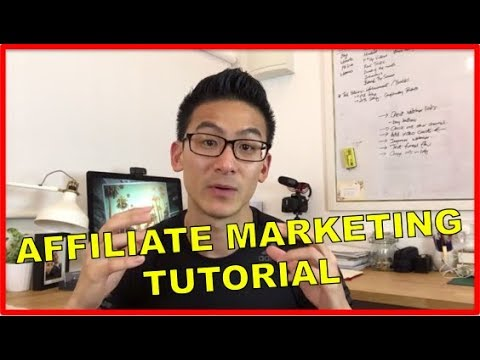 Here Is The Best Affiliate Marketing Tutorial You Will Find Online…