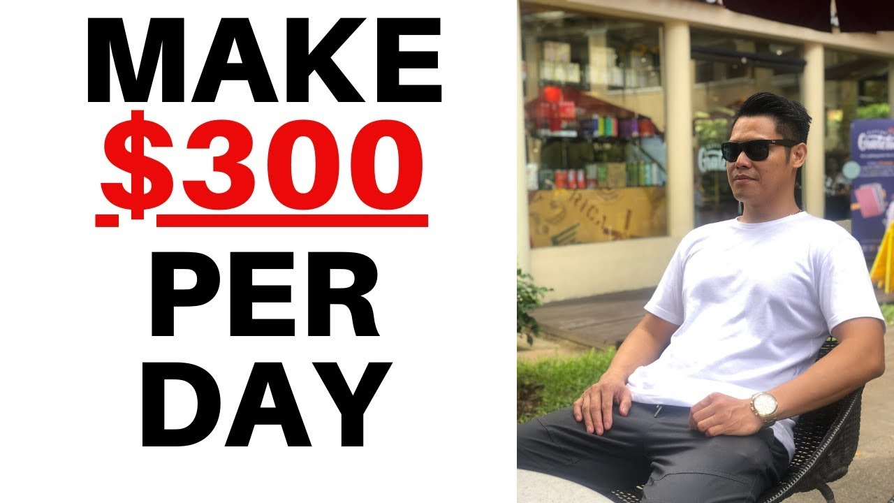 Make $300 Per Day With Affiliate Marketing