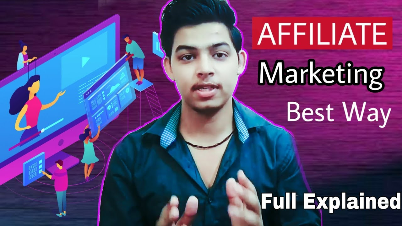 Affiliate Marketing in hindi | Affiliate Marketing tutorial | affiliate marketing 2020