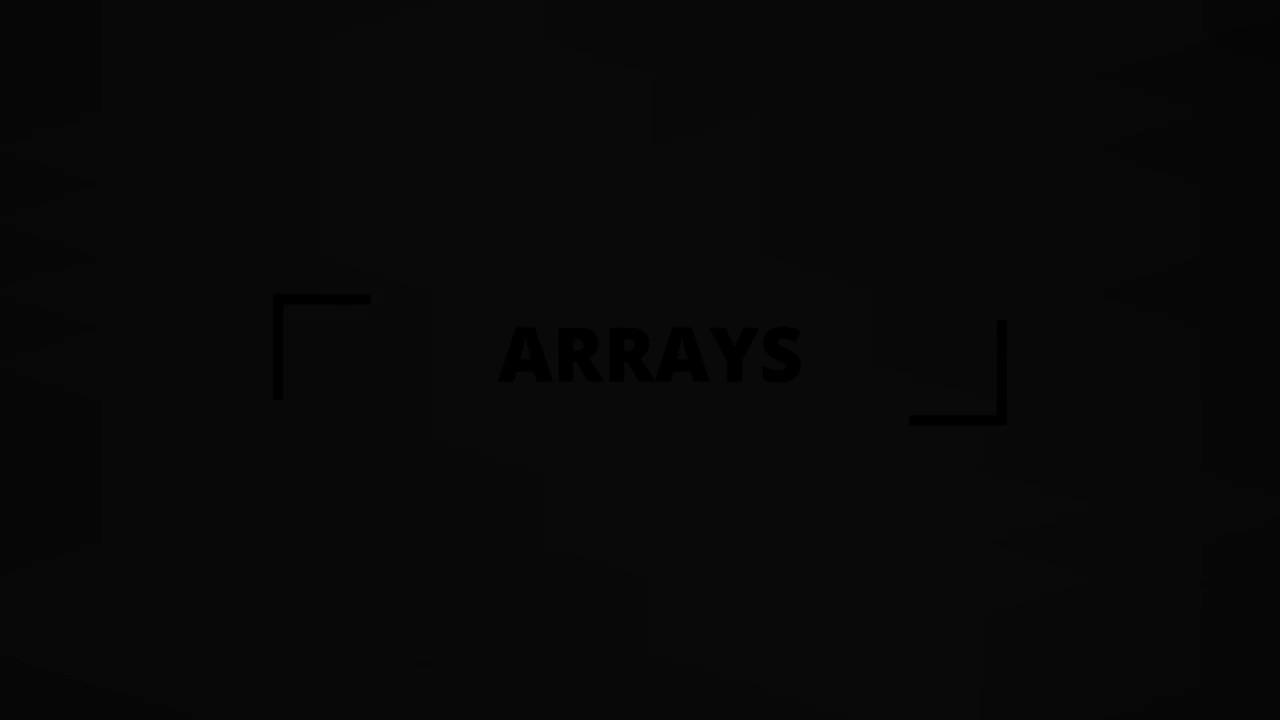 Arrays | Quick Tips for Beginner on Java Programming | Java Tutorial