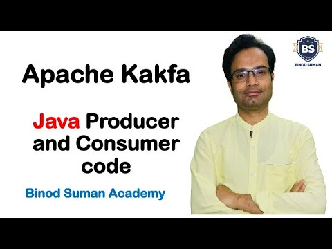 Kafka Tutorial | Java Producer and Consumer code | Java with Apache Kafka