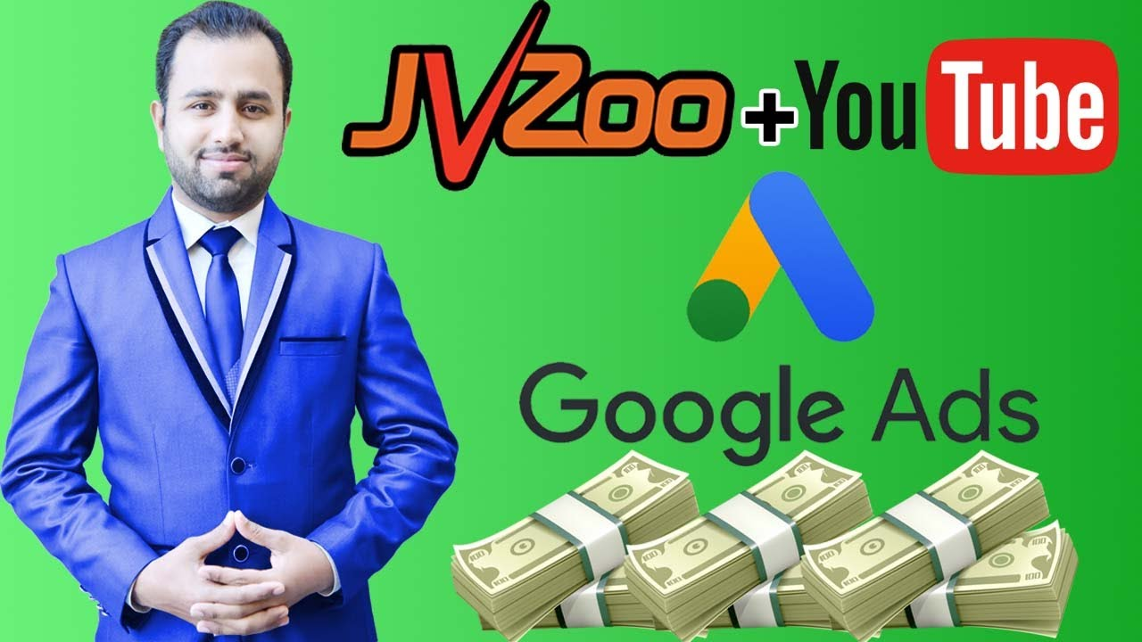 Jvzoo affiliate marketing | Run Youtube Google Ads | Part 5 | Skill For Success