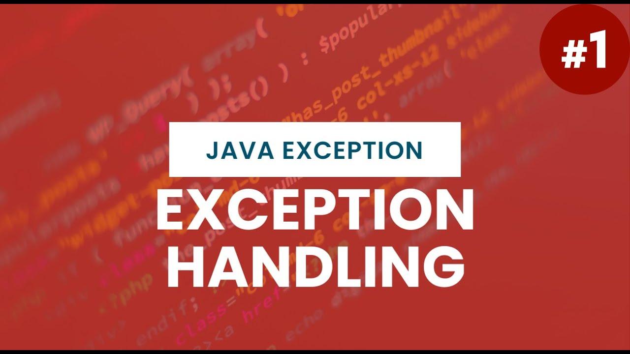Exception Handling in Java | Java tutorial in Nepali