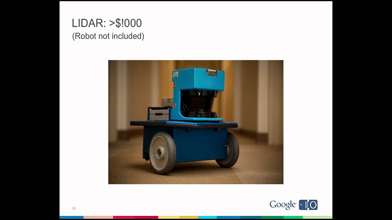 Google I/O 2011: Cloud Robotics