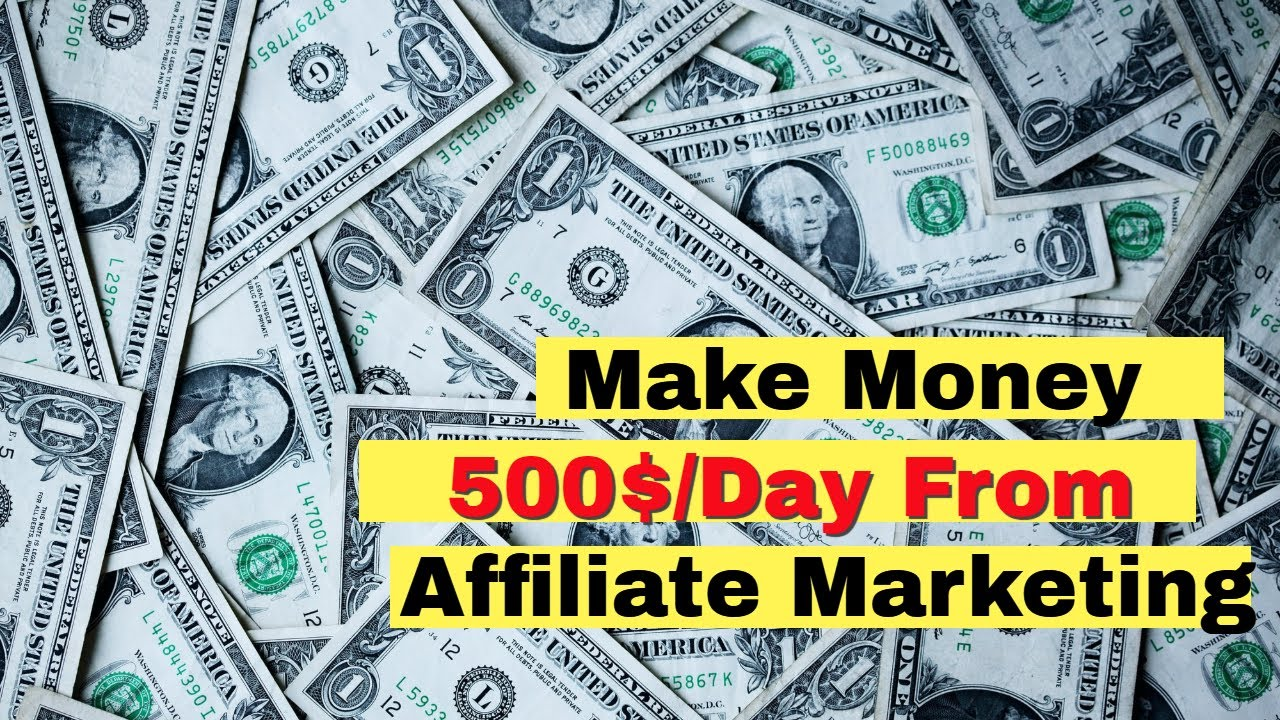 How to Start Affiliate Marketing | Affiliate Marketing for Beginners