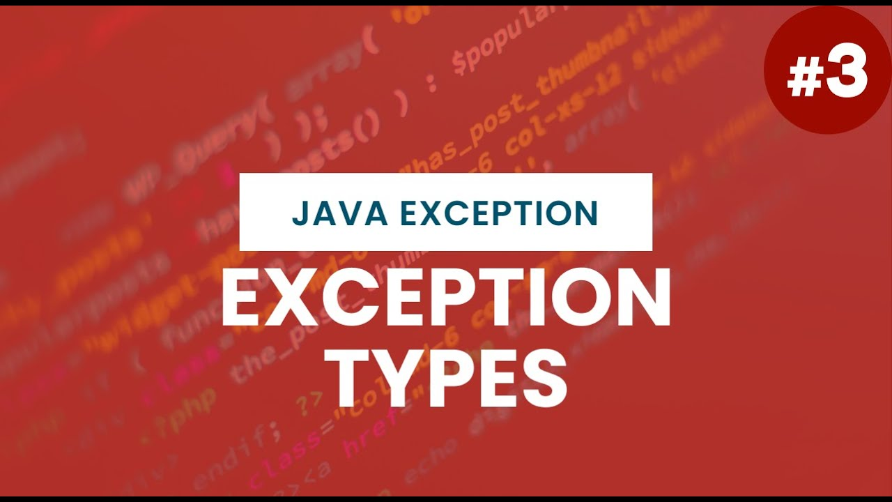 Types of Exception | Java tutorial in Nepali