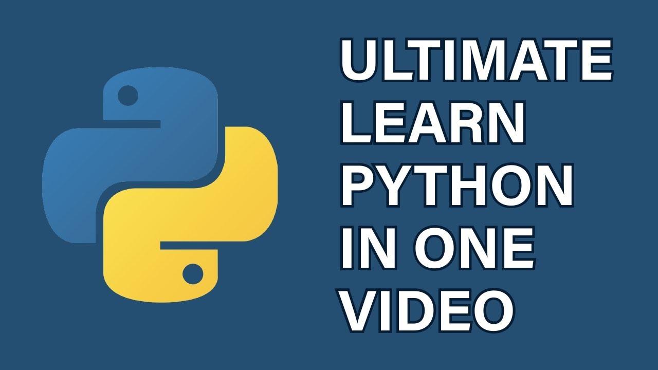 Python Tutorial 2020